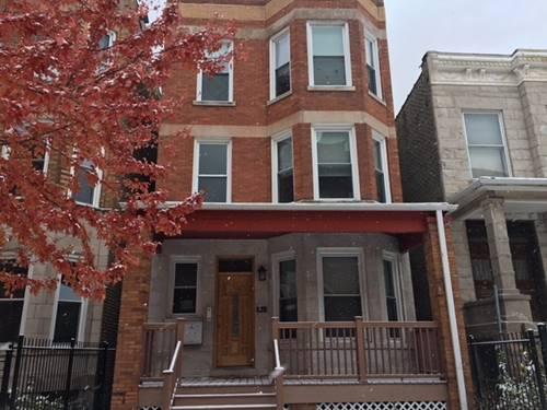 3117 W Belden Unit 1, Chicago, IL 60647 Logan Square