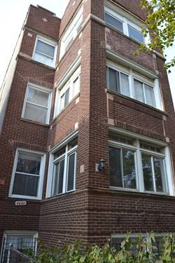 4820 N Albany Unit 1, Chicago, IL 60625 Ravenswood