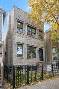 1433 W Fletcher, Chicago, IL 60657 Lakeview