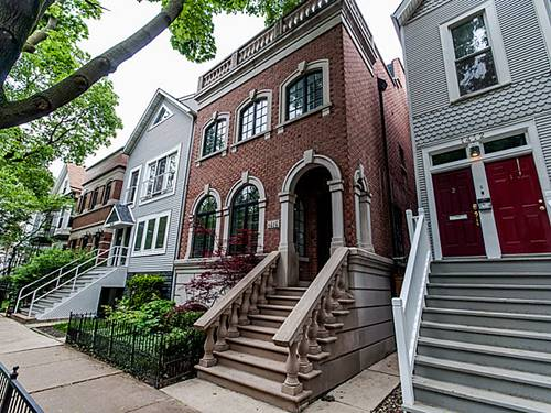 1414 W George, Chicago, IL 60657 Lakeview
