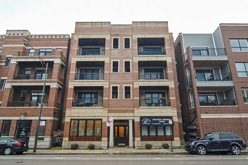 3060 N Clybourn Unit 4S, Chicago, IL 60618 West Lakeview