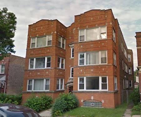 7729 S Carpenter Unit 3S, Chicago, IL 60620