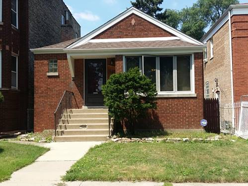8034 S Campbell, Chicago, IL 60652