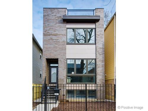 2119 N Point, Chicago, IL 60647 Logan Square