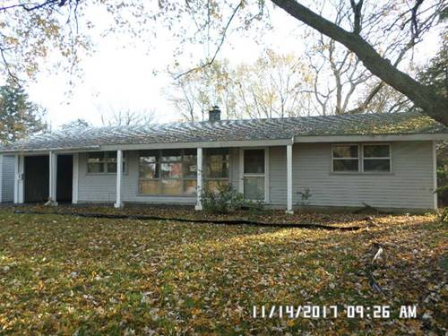 18709 Baker, Country Club Hills, IL 60478
