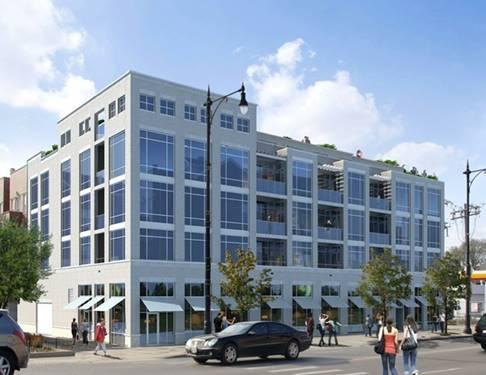 1545 W North Unit 406, Chicago, IL 60642 Wicker Park