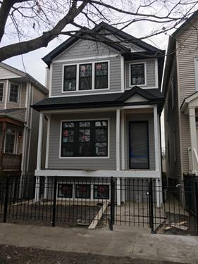 3023 N Leavitt, Chicago, IL 60618 West Lakeview