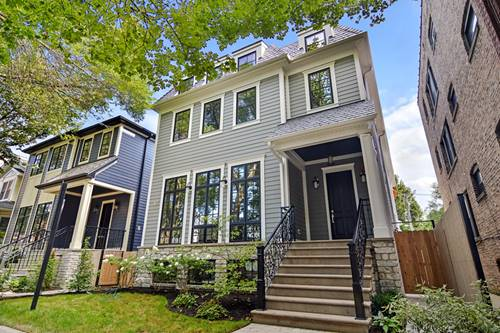 2121 W Eastwood, Chicago, IL 60625 Lincoln Square