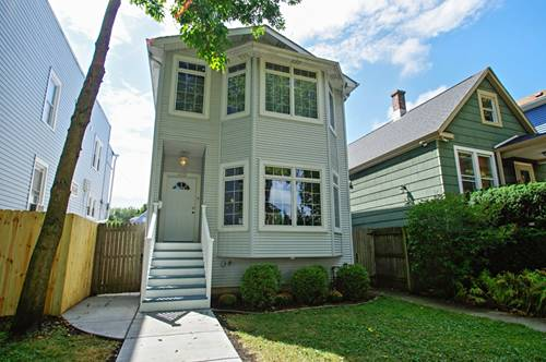 4602 N Kelso, Chicago, IL 60630