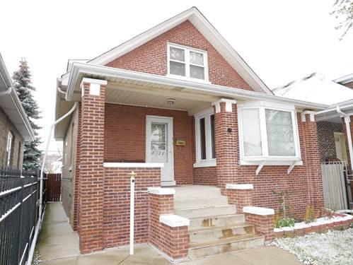 4914 W George, Chicago, IL 60641