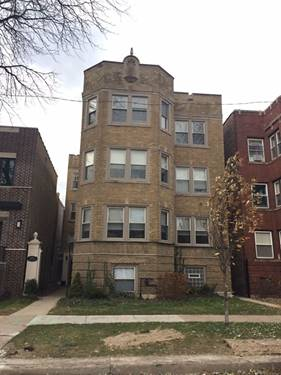 4850 N Oakley Unit 3F, Chicago, IL 60625 Lincoln Square
