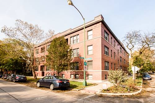 1306 W Granville Unit 3, Chicago, IL 60660 Edgewater
