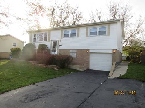 8821 W 92nd, Hickory Hills, IL 60457