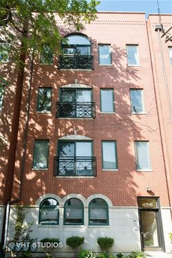 426 N Noble Unit 3, Chicago, IL 60642