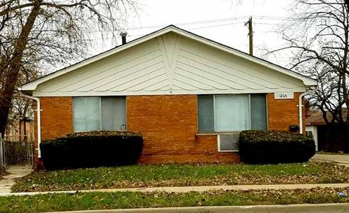 1264 Sibley, Calumet City, IL 60409
