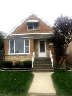 3909 N Oriole, Chicago, IL 60634