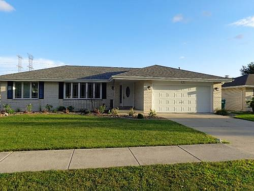 7501 Hemlock, Orland Park, IL 60462