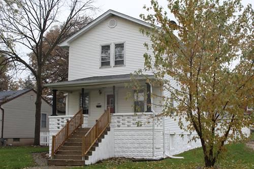 1317 N Hickory, Joliet, IL 60435
