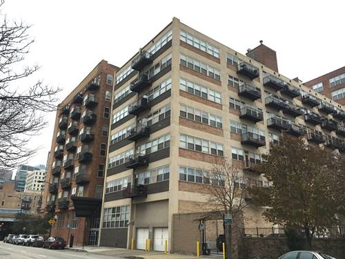 500 S Clinton Unit 344, Chicago, IL 60607