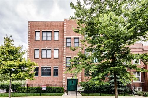 2641 N Talman Unit 1, Chicago, IL 60647 Logan Square