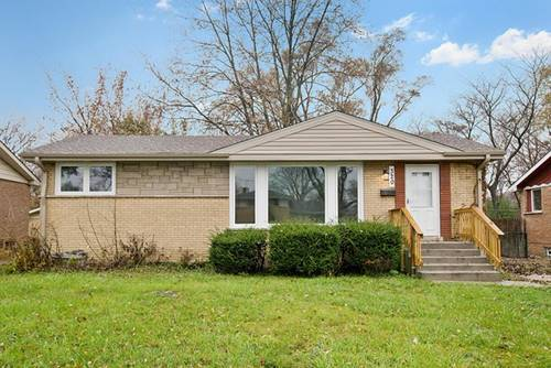 320 Sherry, Chicago Heights, IL 60411