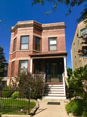 3614 N Hoyne Unit 2, Chicago, IL 60618 North Center