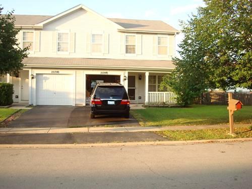 22248 W Niagara, Plainfield, IL 60544