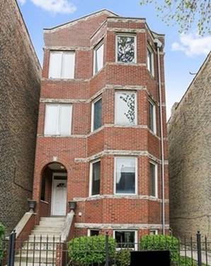 830 N Hermitage Unit 3, Chicago, IL 60622 Noble Square