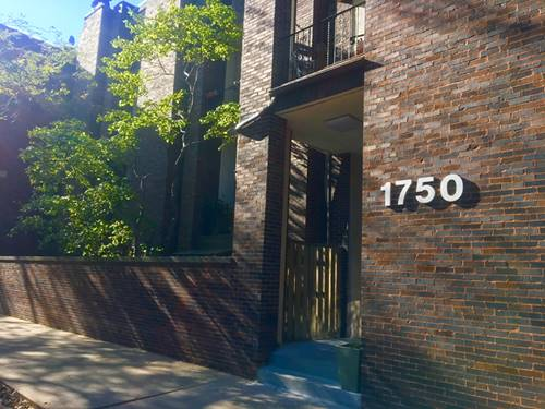 1750 N Wells Unit 105, Chicago, IL 60614 Lincoln Park