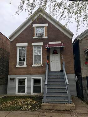 3828 S Honore, Chicago, IL 60609
