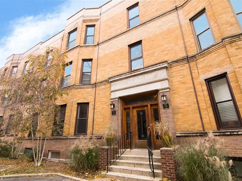 738 W California Unit 1, Chicago, IL 60657 Lakeview