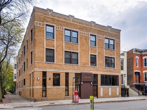 503 W Armitage Unit B, Chicago, IL 60614 Lincoln Park