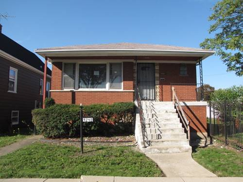 9240 S Essex, Chicago, IL 60617