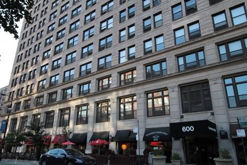 600 S Dearborn Unit 405, Chicago, IL 60605 South Loop