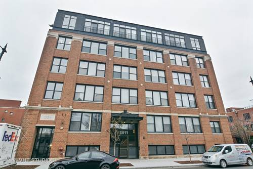 2911 N Western Unit 508, Chicago, IL 60618 West Lakeview