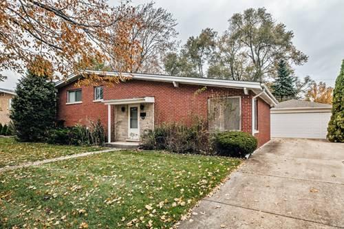7212 Suffield, Morton Grove, IL 60053