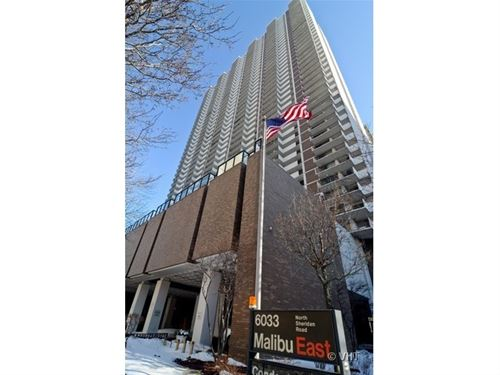 6033 N Sheridan Unit 37J, Chicago, IL 60660 Edgewater