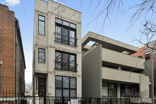 939 N Wolcott Unit 3, Chicago, IL 60622 Noble Square