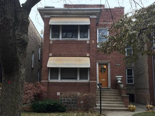 4230 N Bell Unit 2, Chicago, IL 60618 North Center