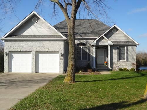 594 N Washington, Braidwood, IL 60408