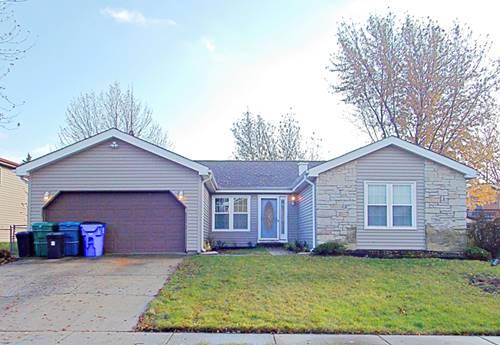 7547 W Woodlawn, Frankfort, IL 60423