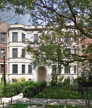 4623 N Malden Unit 3N, Chicago, IL 60640 Uptown