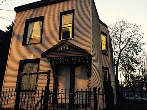 1824 N Kimball, Chicago, IL 60647