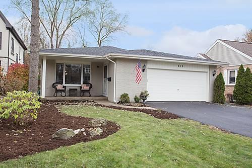 615 N Eagle, Naperville, IL 60563