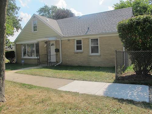 400 52nd, Bellwood, IL 60104