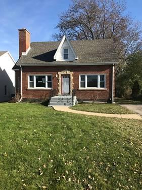 1325 Hamilton, Elmhurst, IL 60126