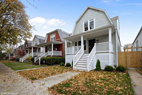 3728 N Bernard, Chicago, IL 60618