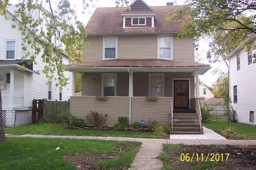 5823 W Superior, Chicago, IL 60644