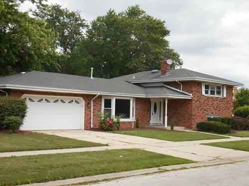 9740 S Keeler, Oak Lawn, IL 60453