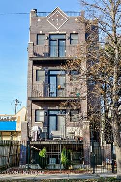 4016 N California Unit 3, Chicago, IL 60618